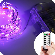 New Ideas Remote Control Promotional Waterproof 3AA Battery Operated LED String Lights