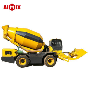 Self-loading Belle self loading concrete mixers prices in tanzania