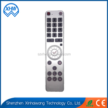 Effect assurance opt Silicone + metal dome remote control for tv tit from China