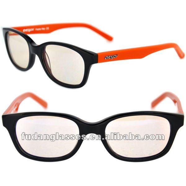EYESJOY EJ 5286 orange latest branded spectacle frames latest ...