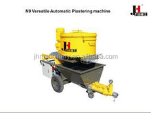N9 wall plastering machine putty mortar sprayer