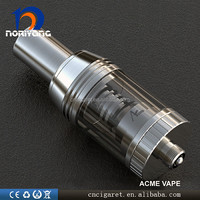 2015 Fashionable e-cig 3.5ML Sub Ohm Tank ACME VAPE From IJOY with best price in stock now !