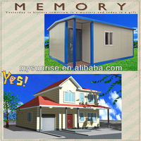 Light weight and good cost cheap modular houses