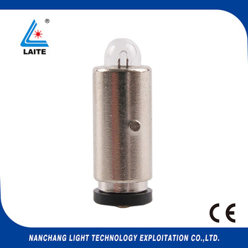 Ophthalmoscope lamp bulb 3.5V0.72A for eye examination