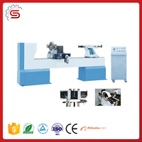 Woodworking machine CL1503S CNC Wood Lathe for advertising