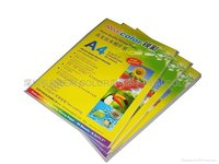 Best selling products high glossy RC photo paper waterproof paper