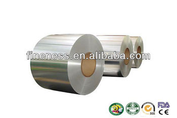 Food container aluminium foil packaging material FJ-06