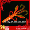 NOEBY Aritificial Glow Live Worm Fishing Bait