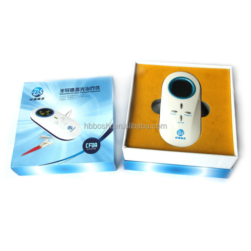 Home Use Medical Therapeutic Machine Sinusitis Laser Device