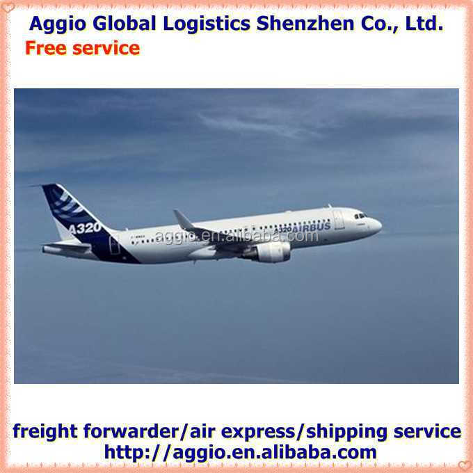 cheap air freight to Norway from China for vinyl nail art air logistics