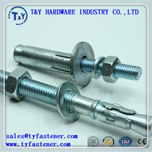 m18 anchor bolt y type anchor bolt