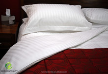 Marriott Group Standard 2cm Stripe Hotel Bed Linen