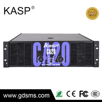 Good Quality professional audio power amplifier