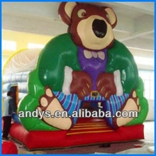 Inflatable Bear Bouncer