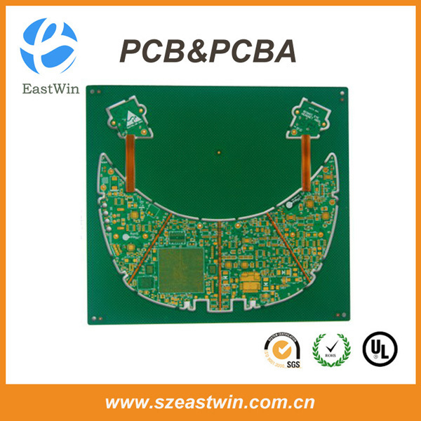 Integrated circuit/ immersion gold finish pcb board