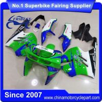 FFKKA029 Fairings For Motorcycle For ZX 9R ZX9R 1994-1997 Green Corona