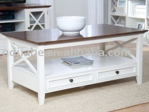 New design wooden Coffee Table, MDF coffee table