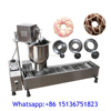 Stainless steel mold donut / bagel making machine