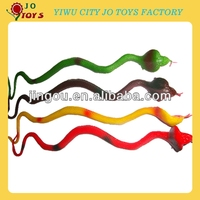 60cm Snake Good Quality Rubber Reptile Toy