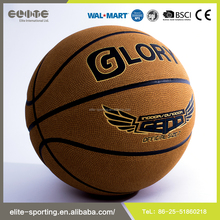 High quality colorful mini rubber basketball , Butyl bladder basketball , Size 7 Basketball