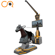 New entertainment HTC vive Virtual reality horse riding racing game machine vr Sports Simulator