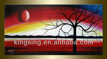 canvas wall art oil painting landscape natural