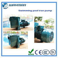 2016 new style swimming pool china stainless steel high power water pump price