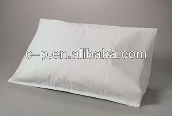 isposable spunlace nonwoven Pillowslip manufactured in China