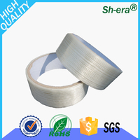 China manufacturer fiberglass adhesive tape for wooden furniture packaging