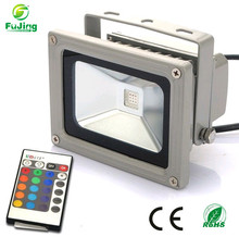 50W waterproof IR DMX RGB led flood light