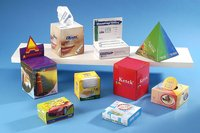 Promotion Box Facial Tissue