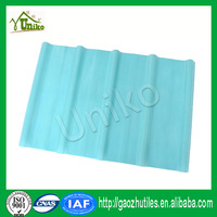 anti-ageing Excellent impact resistance transparent clear hard plastic frp sheets FRP flat sheet