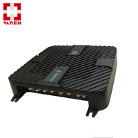 902-928mhz 8ports long range impinj rs2000 uhf rfid fixed reader for access control