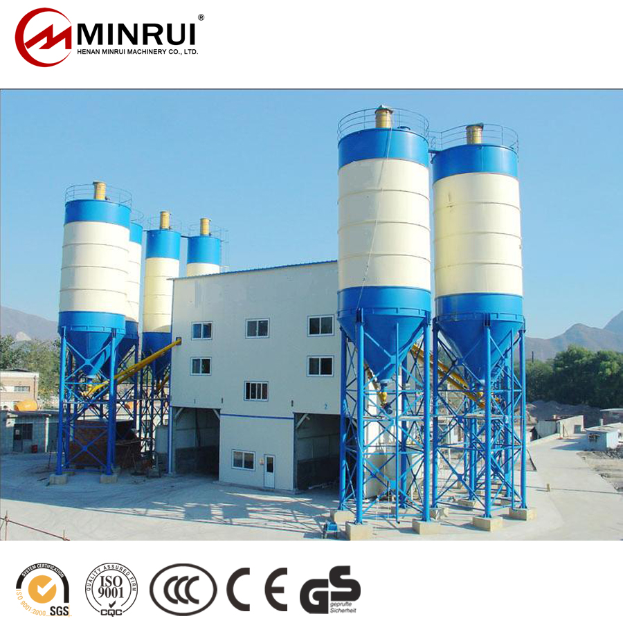 New promotion concrete plant offer for Sold On Alibaba