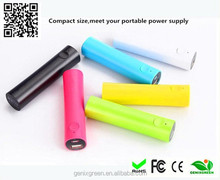 2015 reseller opportunities 2600mah mini power charger