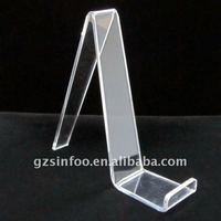 acrylic display risers