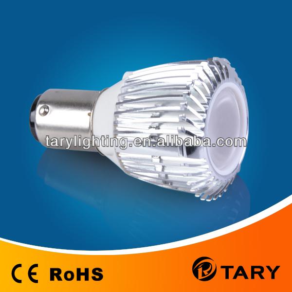 high quality spot LED BA15D/ BA15S/ G4 3*1W 240LM 1383 LED elevator lamp