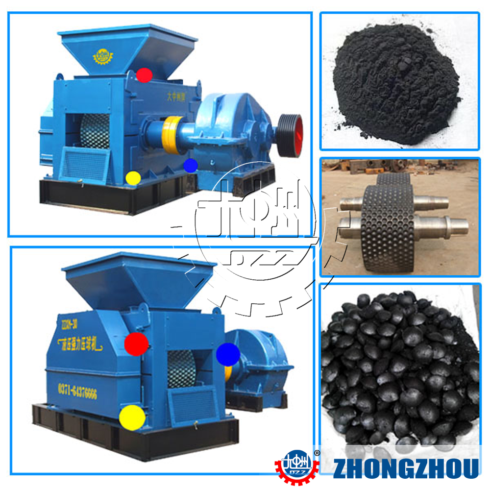 26 years production experience briquette making machine