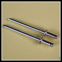 Different Size Open End Blind Rivet Aluminium/Stainless Steel