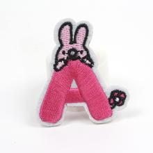 Cheap cartoon embroidery applique designs, factory direct embroidery