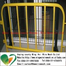 traffic barricade /construction use Modular and Portable Event Temporary Barrier Fence