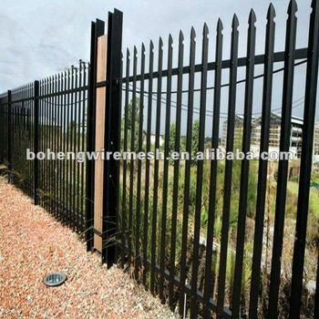decorative garden palisade fence buy garden edging fence plastic garden fence machine palisade. Black Bedroom Furniture Sets. Home Design Ideas