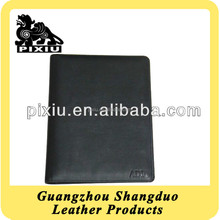 Manufacture Low Price Hot-selling Handmade A4 PU Leather Folder