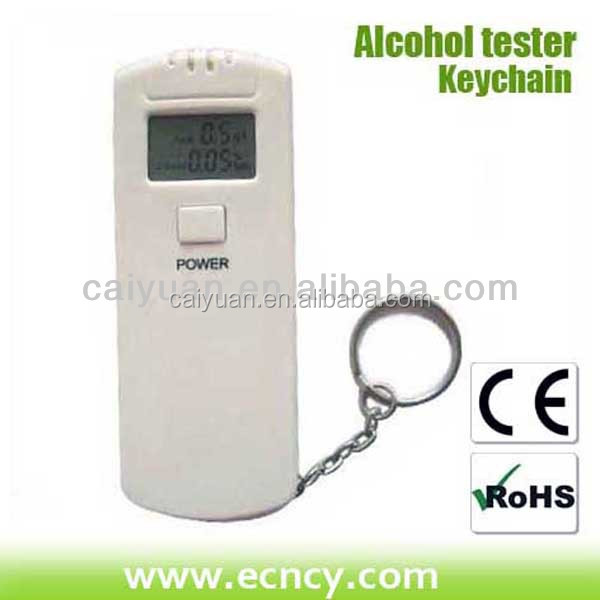 Simple operate universal testing machine large area for logo printing alcohol tester