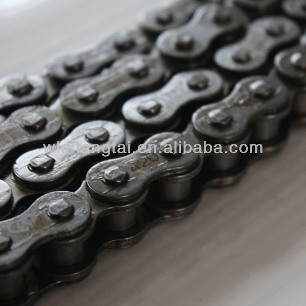 High tensioner 45mn roller chain 420 428 428H
