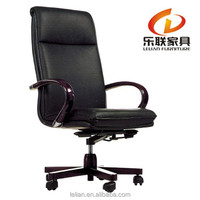 Cheap Comfortable Design Adjustable Lumbar Support Leather Chair H-829A