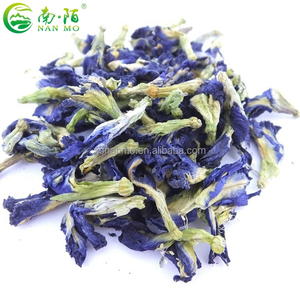 Natural healthy herb flavor tea butterfly pea tea