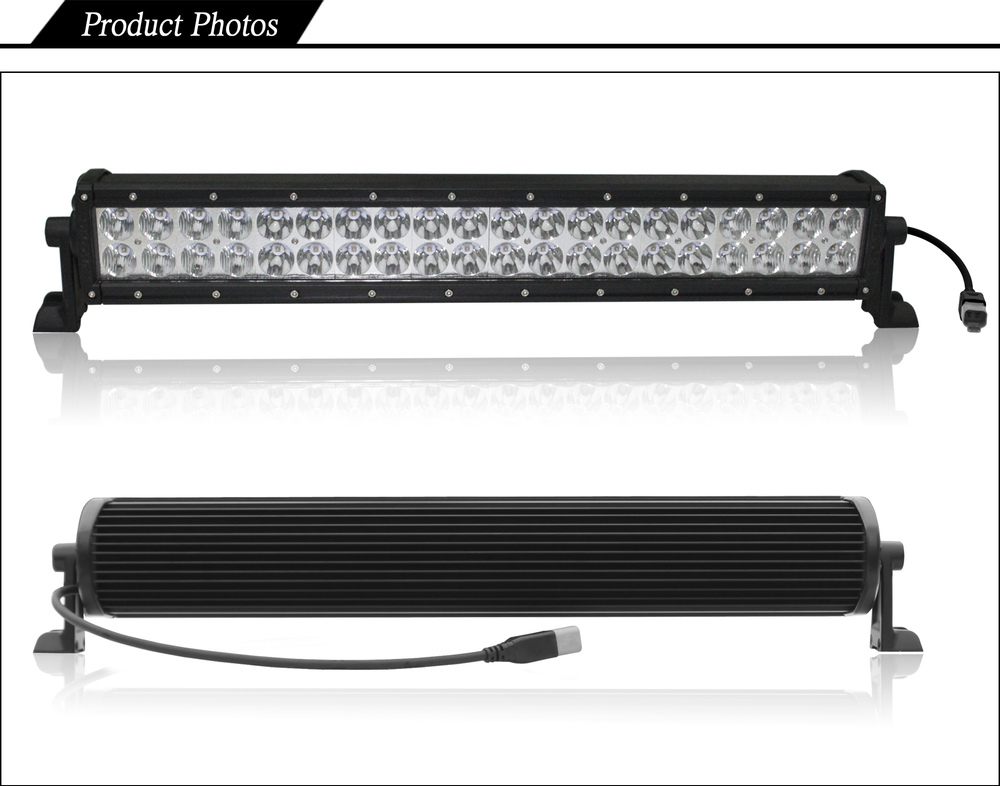 10 inch auto lighting system led off road light bar