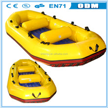 Cheap inflatable the boat pvc inflatable fishing boat