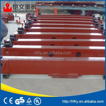 2015 Brand New Design CE&ISO Certificate factory and workshop used bridge and overhead crane end carriage